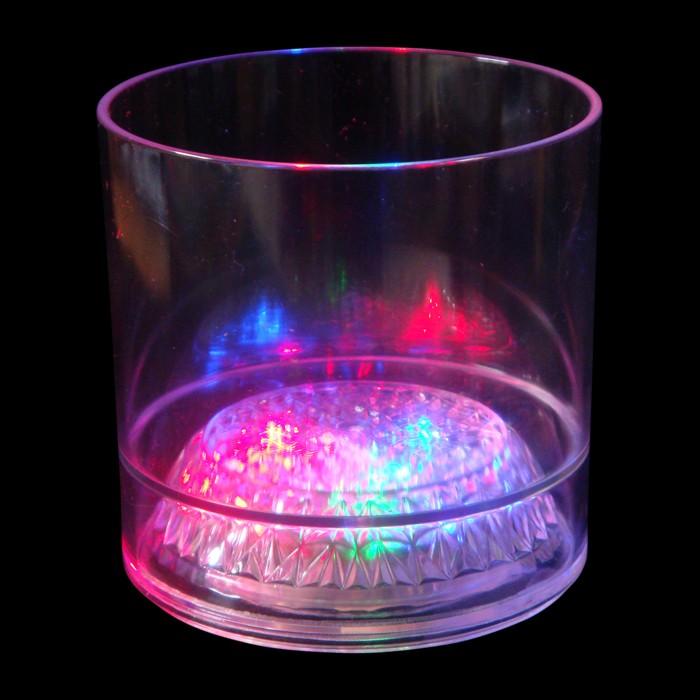 12oz Acrylic 3-Lightup Tumblers