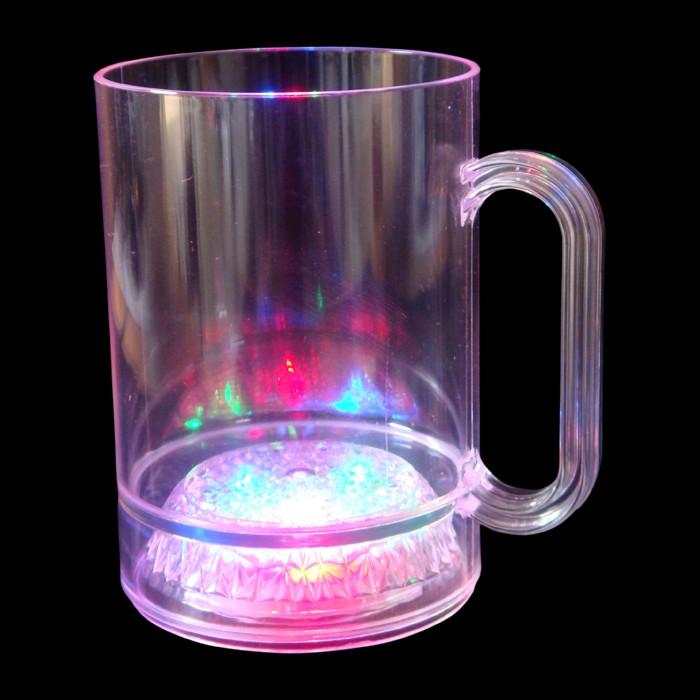 16oz Acrylic 3-Lightup Mugs