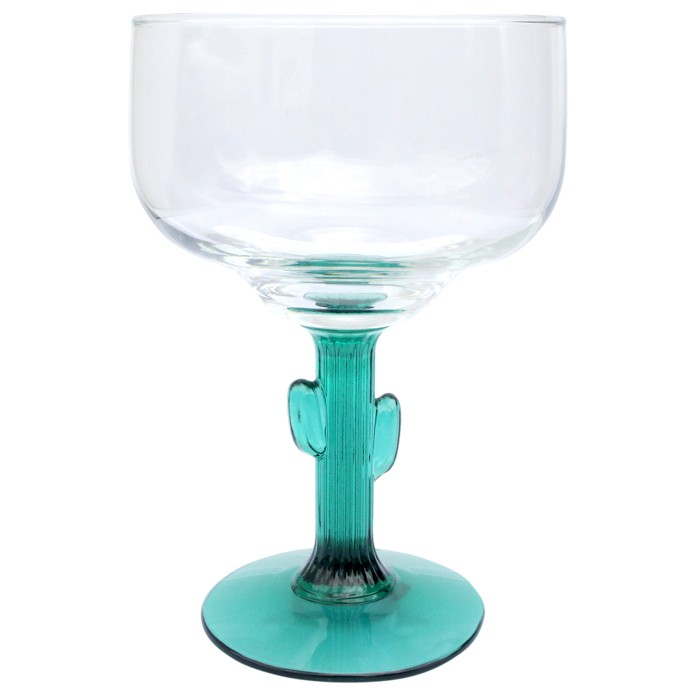 16 oz. Cactus Margarita Glasses