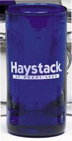 1 1/2 oz. Frosted Cobalt Blue Cordial Shotglasses