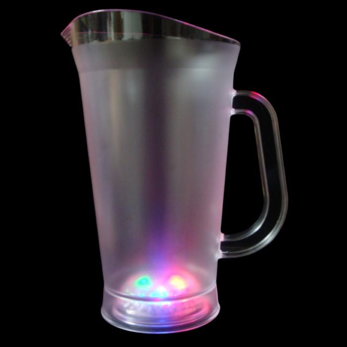 60oz/70oz Acrylic 3-Lightup Pitcher