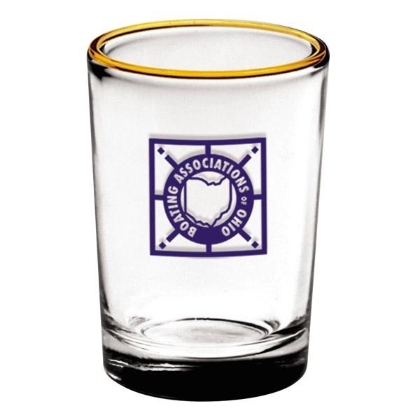 .875 oz. Miniature Imprinted Shotglasses