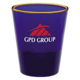1.5 oz. Blue Shotglasses/Votive