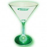 7oz Acrylic Lightup Standard Stem Martini