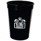Colored 12 oz  Tall Smooth Stadium Cups