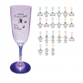 7oz Acrylic Lightup Standard Stem Champagne Flutes
