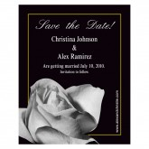 Save the Date - Rose