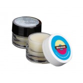 Custom Flavored All Natural Wedding Favor Jar Lip Balm